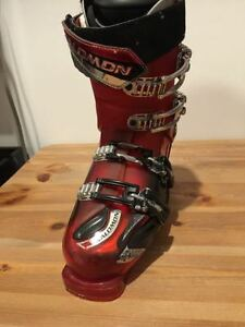 Ski Boots Salomon Falcon CS Pro Ski Boot 27.5 North Shore Greater Vancouver Area image 2