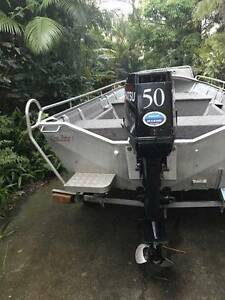 50 HP Tohastu Outboard Palm Beach Gold Coast South Preview