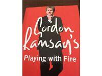 Gordon Ramsey books X 2