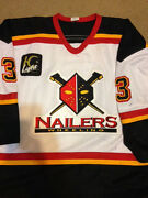 IHL Worn Jerseys