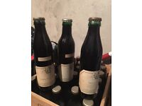 Tester Wine Bottles for Display - 60 units, San Giovese (Tuscany 1989-90), Producer: Villa Banfi