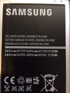 SAMSUNG 3.8V Li-ion  Battery