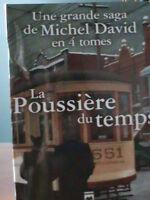 Coffret La poussière du Temps   Michel David