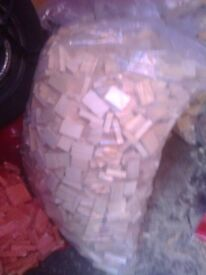softwood offcuts kiln dried and bug free