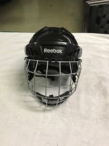 Reebok Helmet and screen