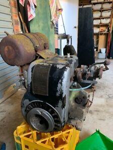 BSA Industrial Engine