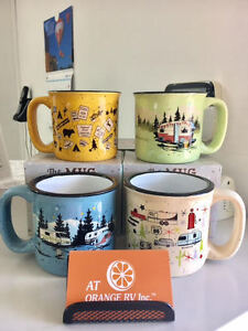 Great Mugs for real Campers!