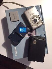 CANON Digital - IXUS 40 - 4 Megapixels
