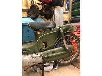 Suzuki Birdie 50cc not C90 Spares or Repair