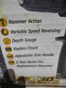 Brand New GMC Hammer Drill Avalon Pittwater Area Preview