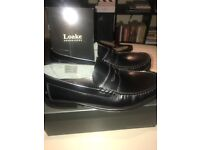 Loake Lifestyle BLACK SIZE 10.5 RRP 120