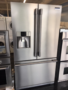 WHITE OR STAINLESS STEEL FRIDGES starting at ONLY $349