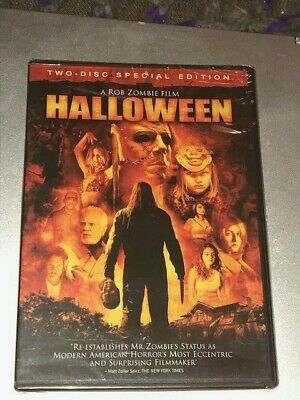 Halloween (DVD, 2007, 2-Disc, Theatrical Version Full & Widescreen) NEW Unopened - Halloween Dvd Versions