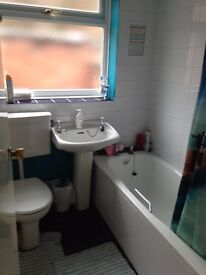 Furnished Double Room To Let - 4 Bed Clean, Cosy Shared House - Single Workers & Professionals Only