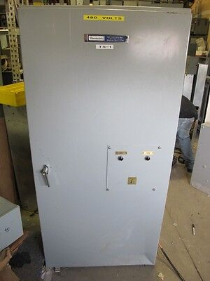 Russelectric 400 Amp 277480 Volt Automatic Transfer Switch - Ats116