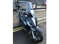2016 ABS ASR Piaggio Beverly ST 350 Sport Touring in Black great condition