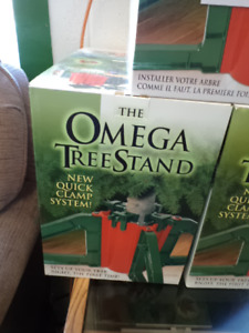 Brand new Omega tree stands