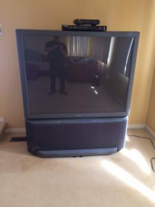 SONY Rear Projector Big TV