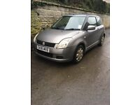 06 Plate Suzuki Swift