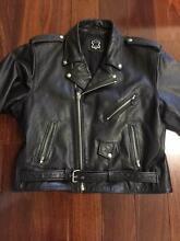 Men's Leather Motorcycle Jacket Fremantle Fremantle Area Preview