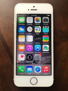 Apple IPhone 5S Gold (FIDO)