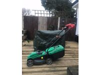 1200W Qualcast Electric Rotary Mower