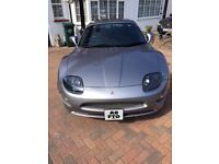 SILVER FTO GR (UNDER 45000 MILES) + P.PLATE (A8 FTO)