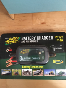 battery charger / maintener