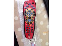 Sky HD Remote - Arsenal - Official Licensed Product
