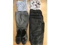 Bundle of school uniform for a 6 years old boy