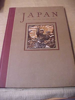 1904 Book   Japan Her Strength And Beauty   Russo Japanese War