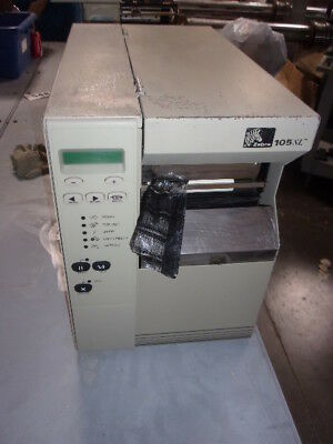 Zebra 105SL Thermal Barcode Label Tag Printer for sale  Shipping to India