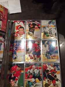 1994-95 Score Select Hockey card set 1-200
