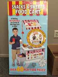 TOY FOOD CART- UNIQUE GIFT AT GREAT PRICE