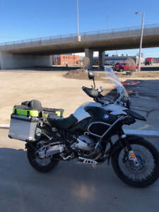 2012 BMW K1200 GS Adventure