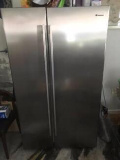 Side by Side Fridge Freezer - Westinghouse WSE700SF