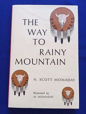 THE WAY TO RAINY MOUNTAIN - FIRST EDITION BY N. SCOTT MOMADAY