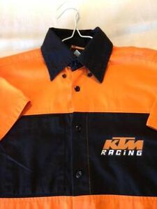 KTM SHIRT - SHORT SLEEVE Windsor Downs Hawkesbury Area Preview