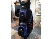 Lite-series Motocaddy golf bag for sale