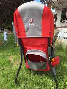 Dueter Carrier backpack for hiking Strathcona County Edmonton Area image 1