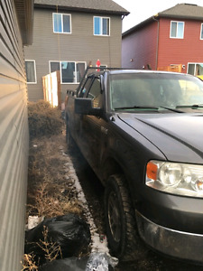 2005 F150 OBO  Lots of new parts