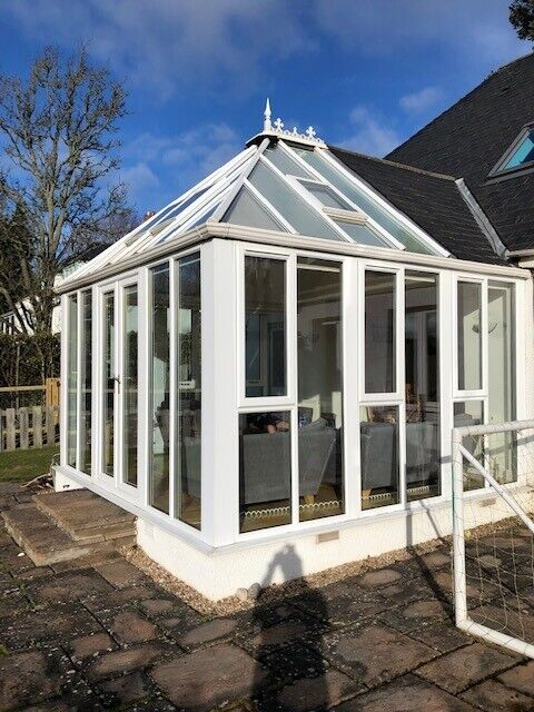 Upvc Conservatory Garden Room In Fairmilehead