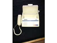 FAX AND PHONE