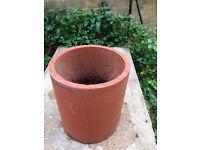 Plain Clay Chimney Pot
