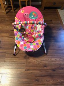 Baby Swings, Seats, Tub and Play Mats