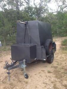 Camper / Camping Tailer or Delux Tradie Trailer Red Hill South Canberra Preview