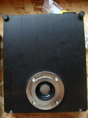 Ludl Electronic 10 Pos. Filter Wheel W Shutter And Extra Filters 99a360