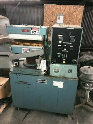 Phi Platen Press 25ton Phi Press 18 X 18 Electrically Heated