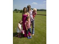 Live-in French or Spanish aupair wanted for busy, happy family near Oxford