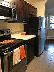 Recently renovated apartment steps from Downtown Burlington!
